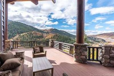 Park City Single Family Home For Sale: 7345 Pine Ridge Drive