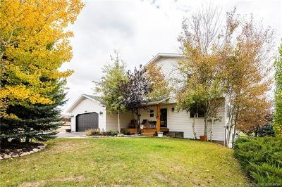 Park City Single Family Home For Sale: 170 E Countryside Circle