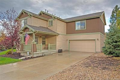 Park City Single Family Home For Sale: 5788 Sagebrook Drive