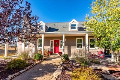 Park City Single Family Home For Sale: 305 Countryside Circle