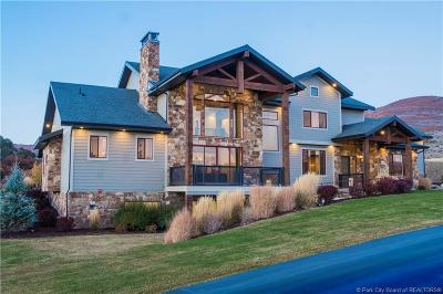 Heber City Single Family Home For Sale: 4115 Greener Hills Drive