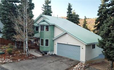 Park City Single Family Home For Sale: 115 Parkview Terrace