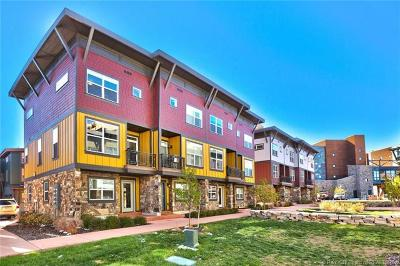 Park City Condo/Townhouse For Sale: 1370 Center Drive #16