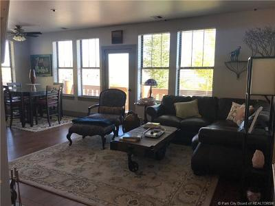 Park City Condo/Townhouse For Sale: 8351 Meadowview Drive #M-24