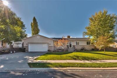 Park City Single Family Home For Sale: 1228 E 50 N