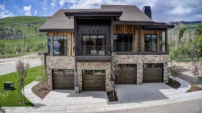 Park City UT Condo/Townhouse For Sale: $1,477,000