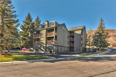 Park City Condo/Townhouse For Sale: 1491 Woodside Avenue #302-A