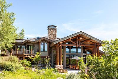 Park City Single Family Home For Sale: 34 Sandstone Cove