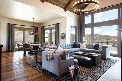 Heber City Single Family Home For Sale: 6968 E Rising Star Court