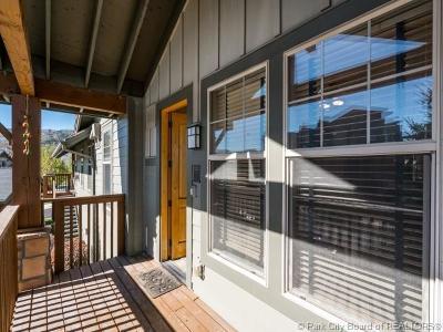 Park City Condo/Townhouse For Sale: 1541 Redstone Avenue #C-15