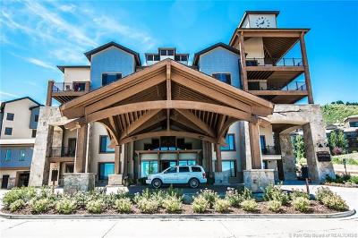 Park City Condo/Townhouse For Sale: 2653 Canyons Resort #227