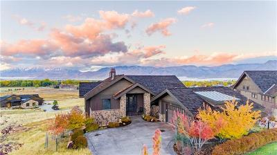 Heber City Single Family Home For Sale: 1704 E Kings Peak Circle (Cp-13)