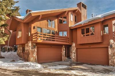 Condo/Townhouse For Sale: 7480 Ridge Drive #4