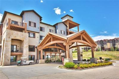Park City Condo/Townhouse For Sale: 2669 Canyons Resort Drive #106