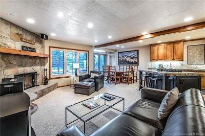 Park City Condo/Townhouse For Sale: 2426 Deer Lake Drive