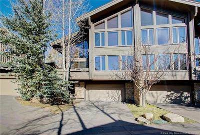 Park City Condo/Townhouse For Sale: 7800 E Royal Street #15