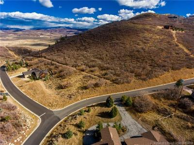 Park City Residential Lots & Land For Sale: 3751 Solamere Drive