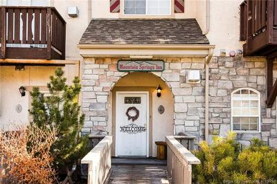 Condo/Townhouse For Sale: 350 Fairway Drive #J