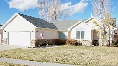 Heber City Single Family Home For Sale: 717 E 250 North