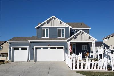 Heber City Single Family Home For Sale: 2166 S 120 East