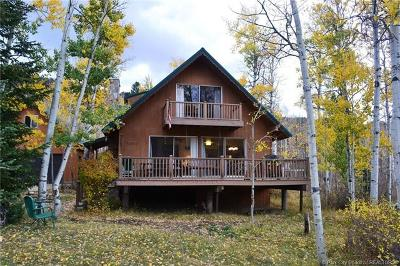 Single Family Home For Sale: 618 Conifer