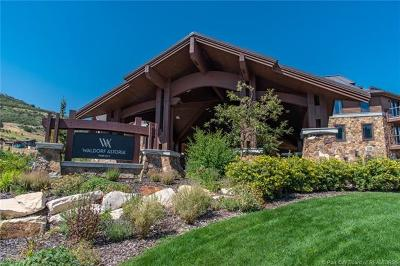 Park City UT Condo/Townhouse For Sale: $699,000