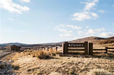 Park City Residential Lots & Land For Sale: 472 W Deer Hill Road