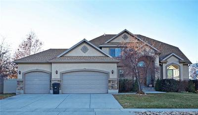 Heber City UT Single Family Home For Sale: $575,000