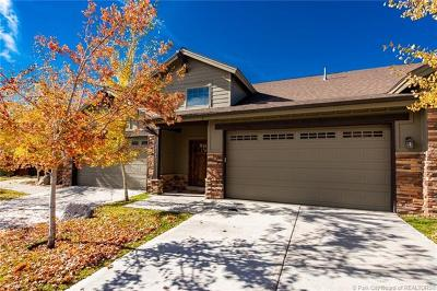 Heber City UT Condo/Townhouse For Sale: $559,900