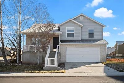 Heber City Single Family Home For Sale: 2077 S Wheeler