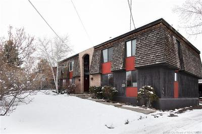 Midway Condo/Townhouse For Sale: 162 N 300 West