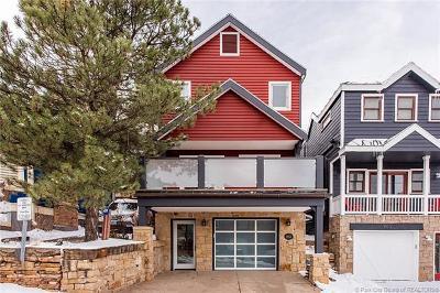 Park City Single Family Home For Sale: 961 Norfolk Avenue