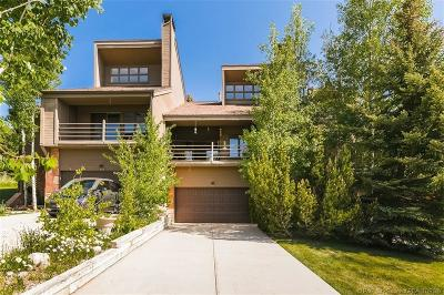 Park City Condo/Townhouse For Sale: 4122 Saddleback