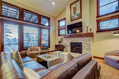 Park City Condo/Townhouse For Sale: 1825 Three Kings Drive #801