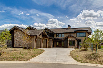 Heber City Single Family Home For Sale: 532 N Red Mountain Crt (Lot 219)