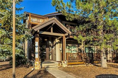 Park City Condo/Townhouse For Sale: 2285 Sidewinder Drive #703