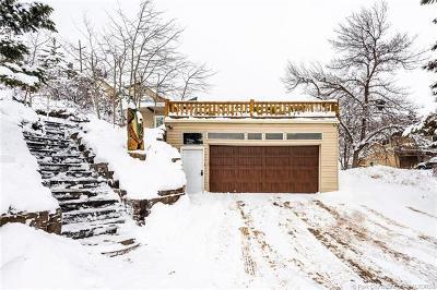 Park City UT Single Family Home For Sale: $550,000