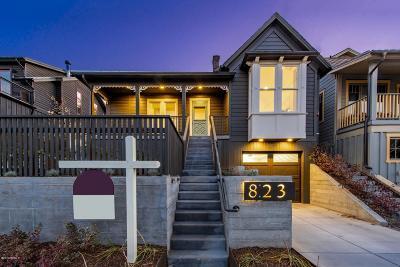 Park City Single Family Home For Sale: 823 Norfolk Avenue