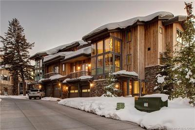 Park City Single Family Home For Sale: 6891 Stein Circle #4