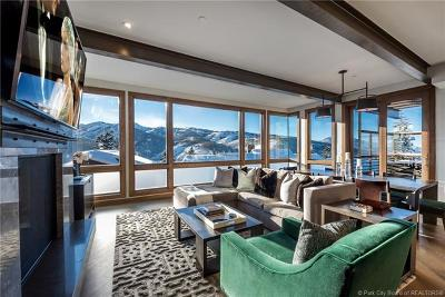 Park City UT Condo/Townhouse For Sale: $5,995,000
