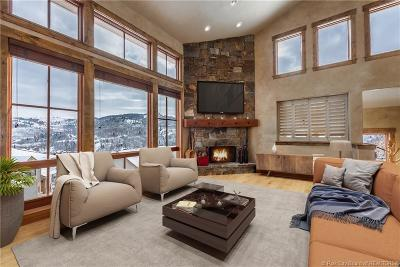 Park City Condo/Townhouse For Sale: 1231 Silver Oak Court