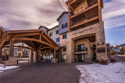 Park City Condo/Townhouse For Sale: 2669 Canyons Resort Drive #306