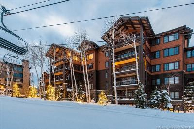 Park City Condo/Townhouse For Sale: 8894 Empire Club Drive #606