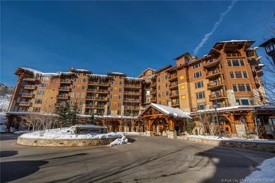 Park City Condo/Townhouse For Sale: 3551 N Escala Court #305 / 40