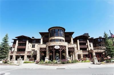 Park City Condo/Townhouse For Sale: 7815 Royal St E #A418