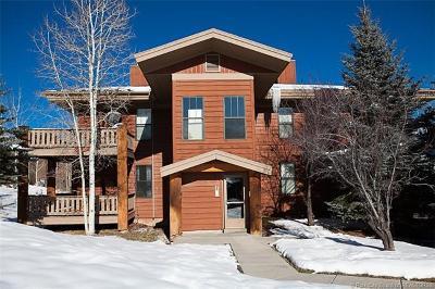 Park City Condo/Townhouse For Sale: 8300 Meadowview #L3