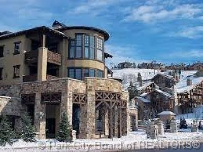 Park City Condo/Townhouse For Sale: 7815 E Royal Street #B485