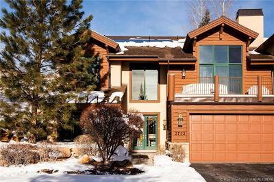 Park City UT Single Family Home For Sale: $1,195,000