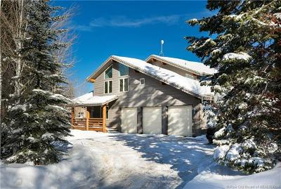 Park City Single Family Home For Sale: 3234 Big Spruce Way