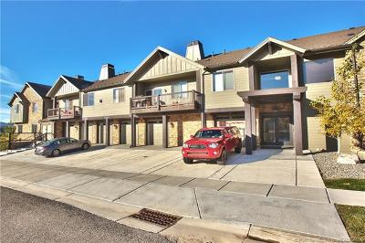 Heber City Condo/Townhouse For Sale: 14275 N Buckhorn Trail #P